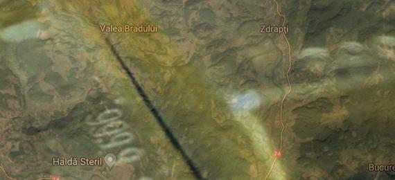 exploatare minieră de aur Rovina